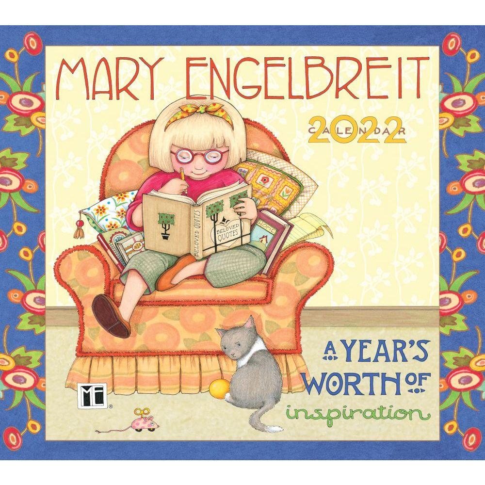 Mary Engelbreit 2022 Wall Calendar