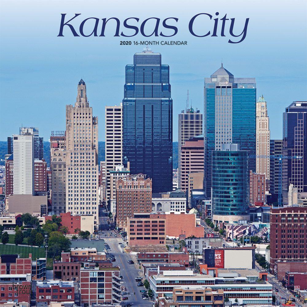 Kansas City 2021 Wall Calendar
