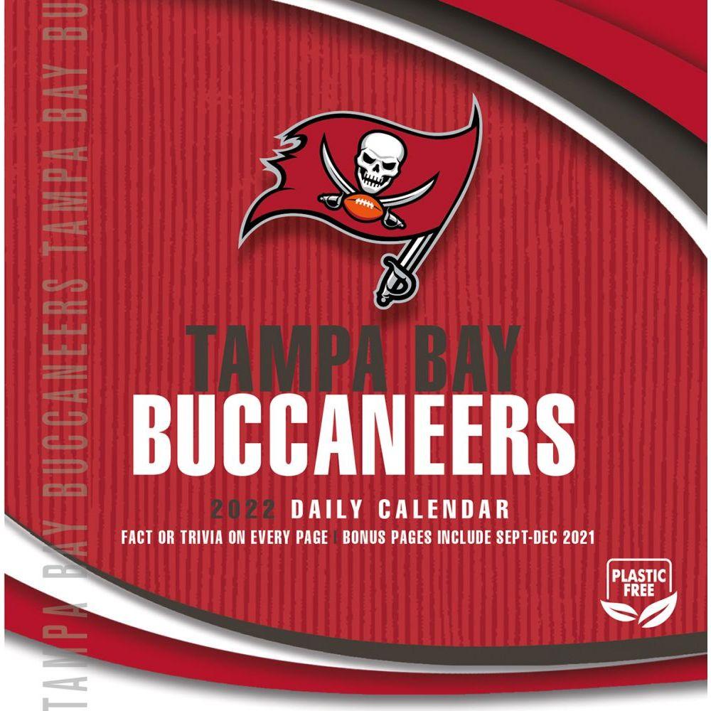 Tampa Bay Buccaneers 2022 Desk Calendar