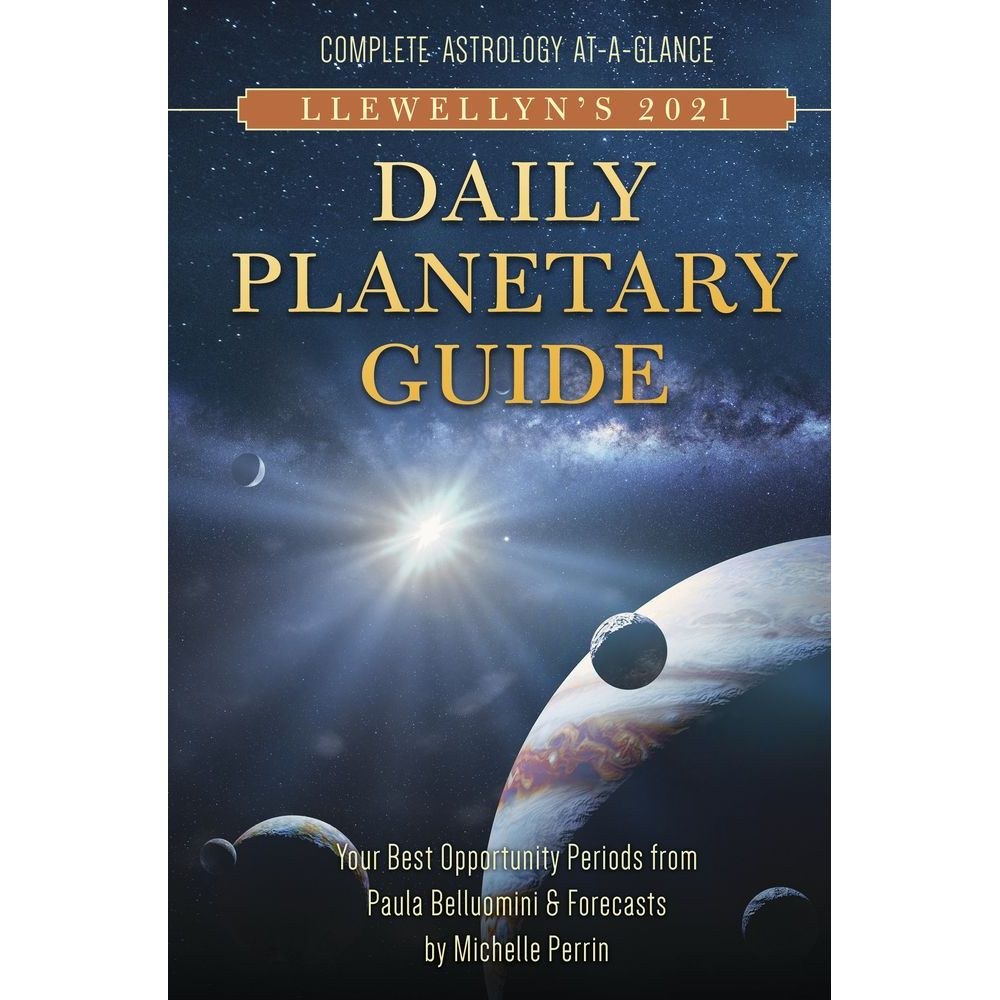 Daily Planetary Guide 2021 Softcover Engagement Calendar