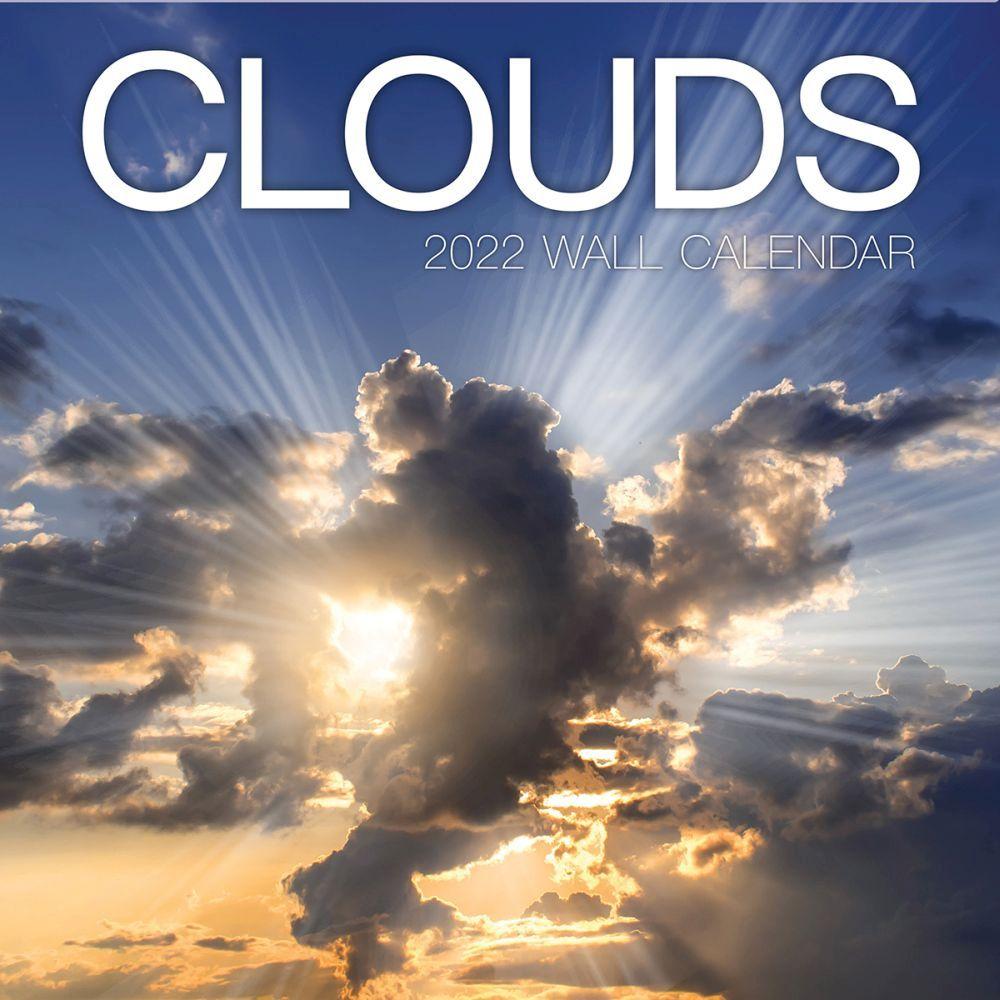Clouds 2022 Wall Calendar