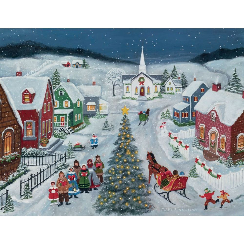 Silent-Night-5.375-In-X-6.875-In-Boxed-Christmas-Cards-1