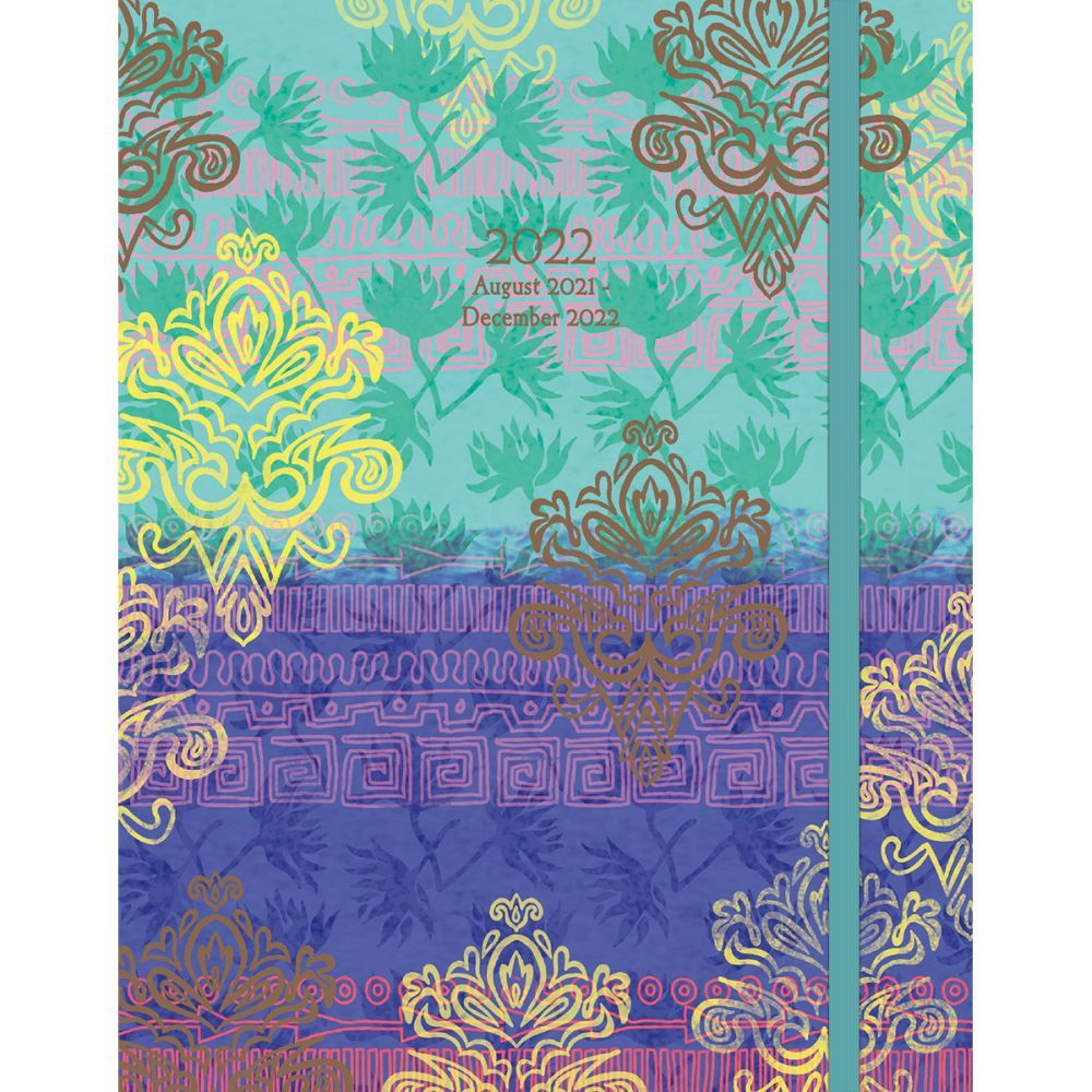 Bohemian 2022 Monthly Planner
