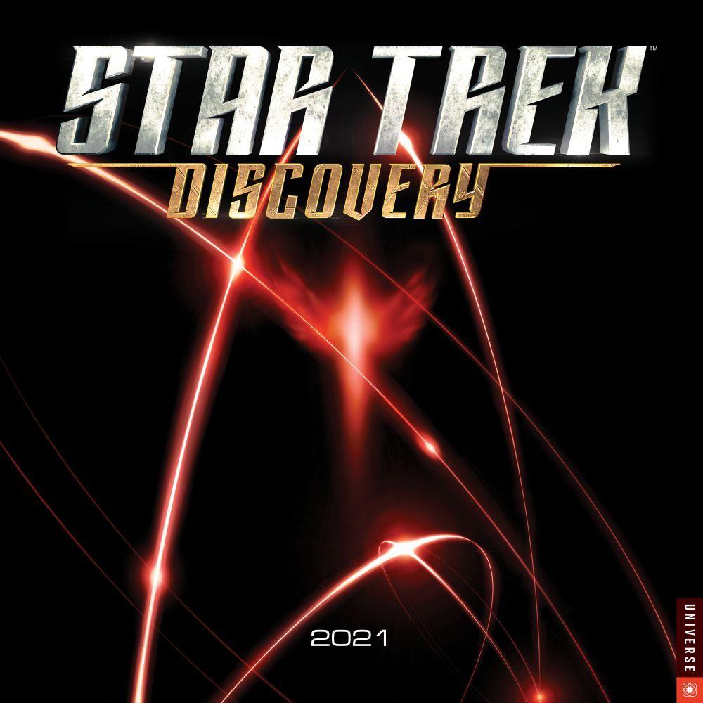 2021 Star Trek Discovery Wall Calendar