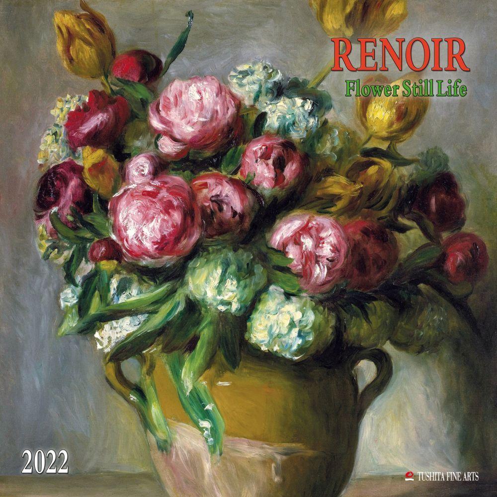 Auguste Renoir 2022 Poster Calendar