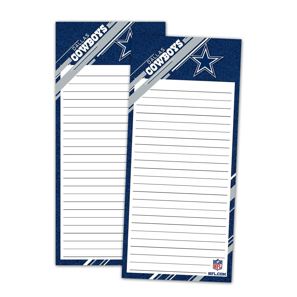 Dallas-Cowboys-List-Pad-(2-Pack)-1