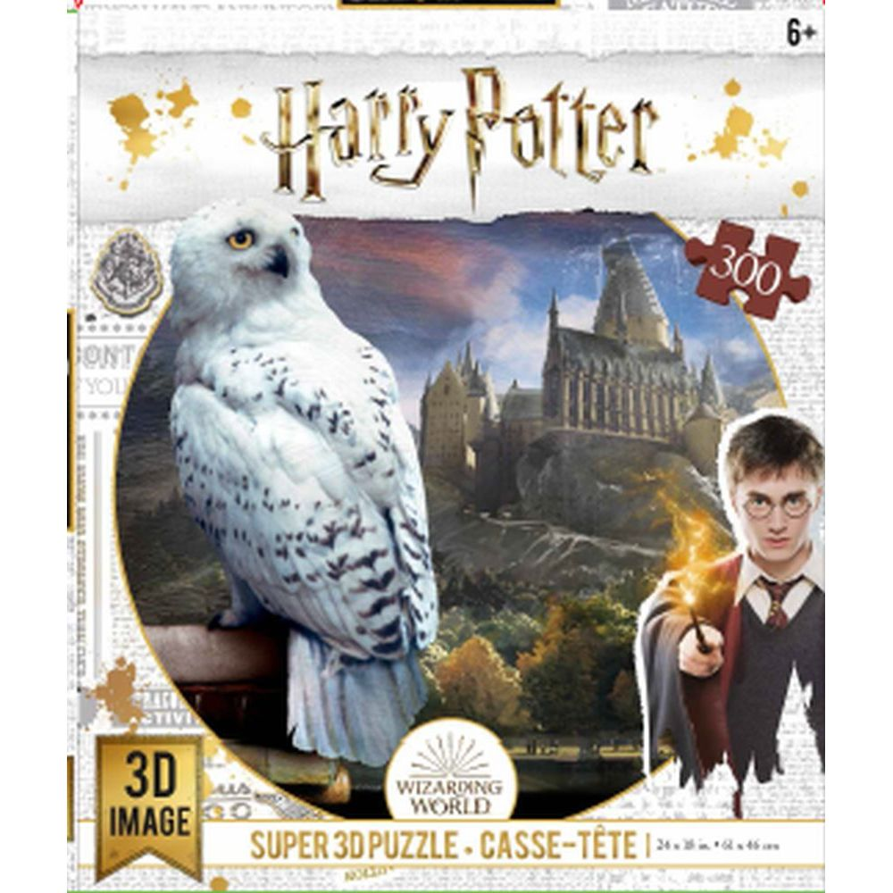 Lenticular-3D-Puzzle-HP-Hedwig-Puzzle-1