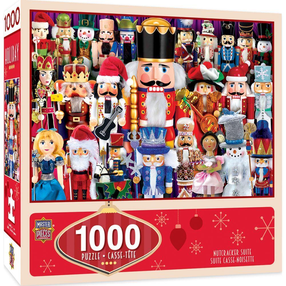 Best Nutcracker Suite 1000pc Puzzle You Can Buy