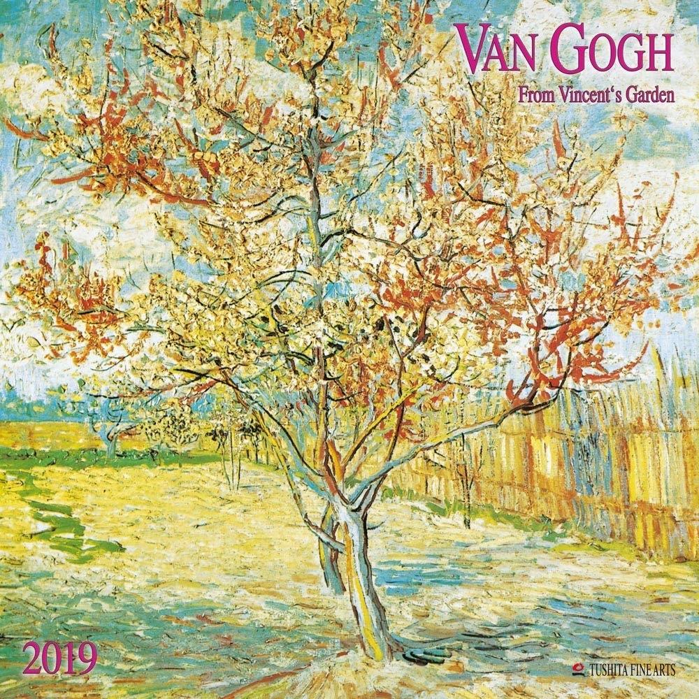 Van Gogh From Vincent's Garden 2021 Wall Calendar