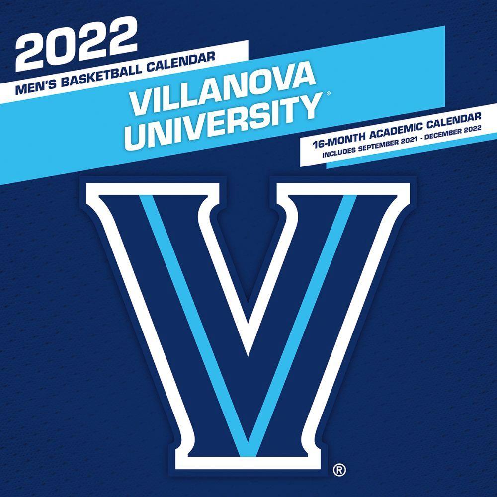 Villanova Wildcats 2022 Wall Calendar