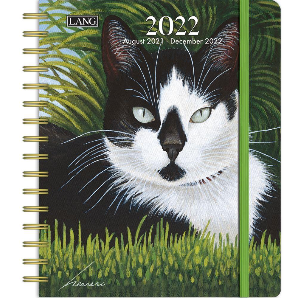 American Cat 2022 Deluxe Planner