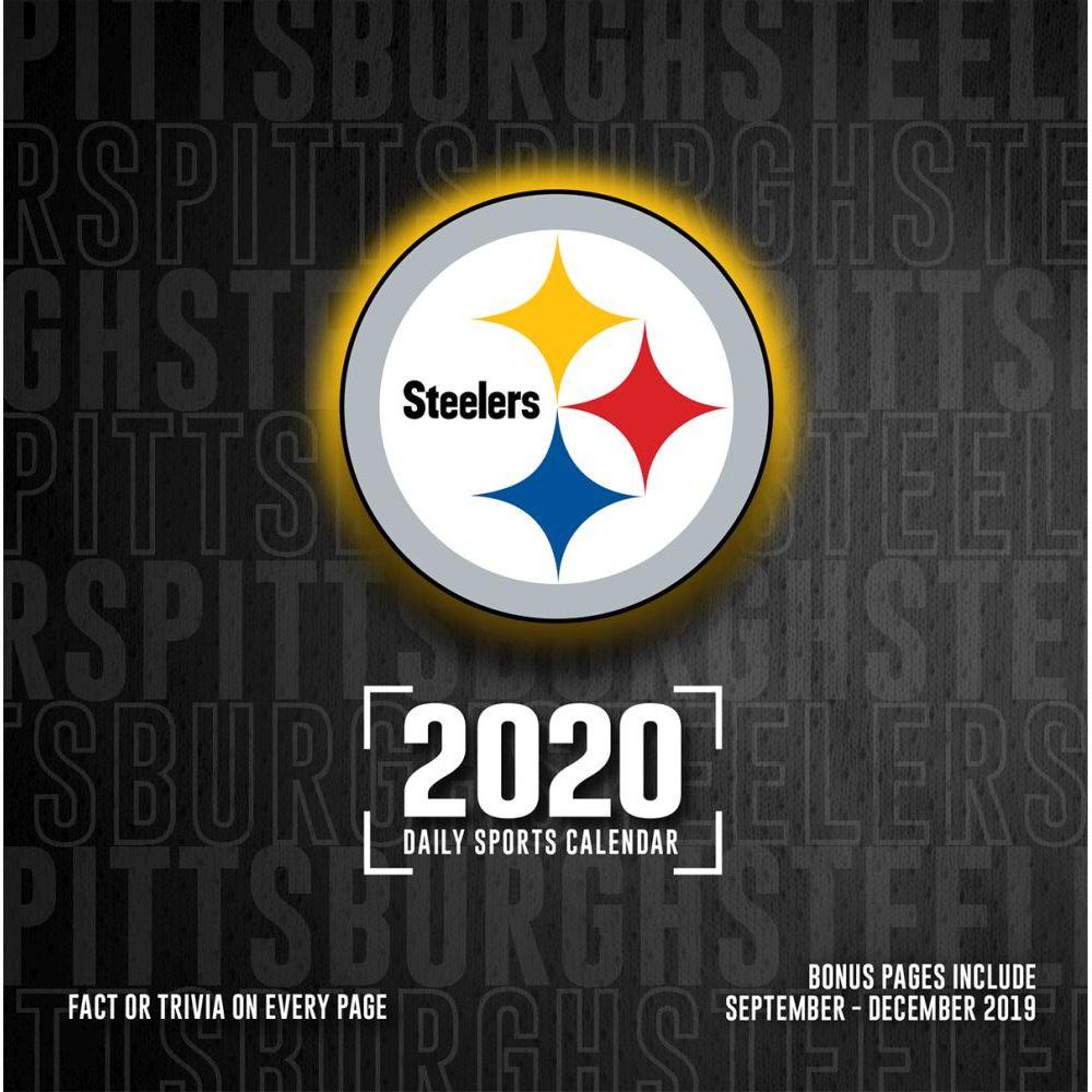 Pittsburgh Steelers 2021 Desk Calendar