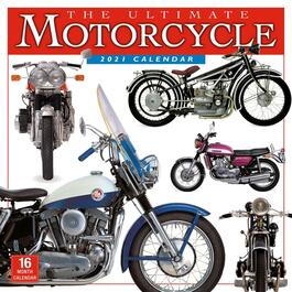 Ultimate Motorcycles Wall Calendar