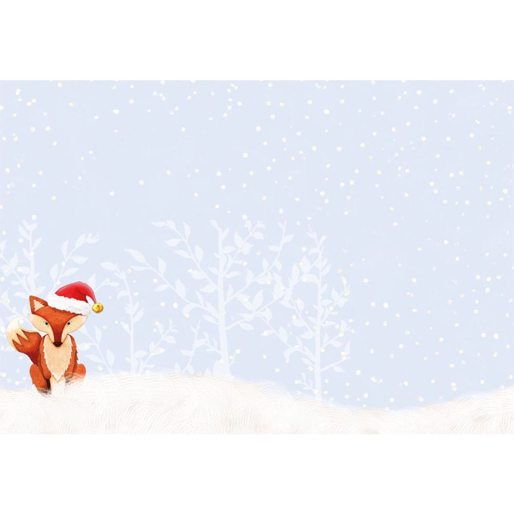 Holiday-Fox-3.5-In-X-5-In-Petite-Christmas-Cards-3