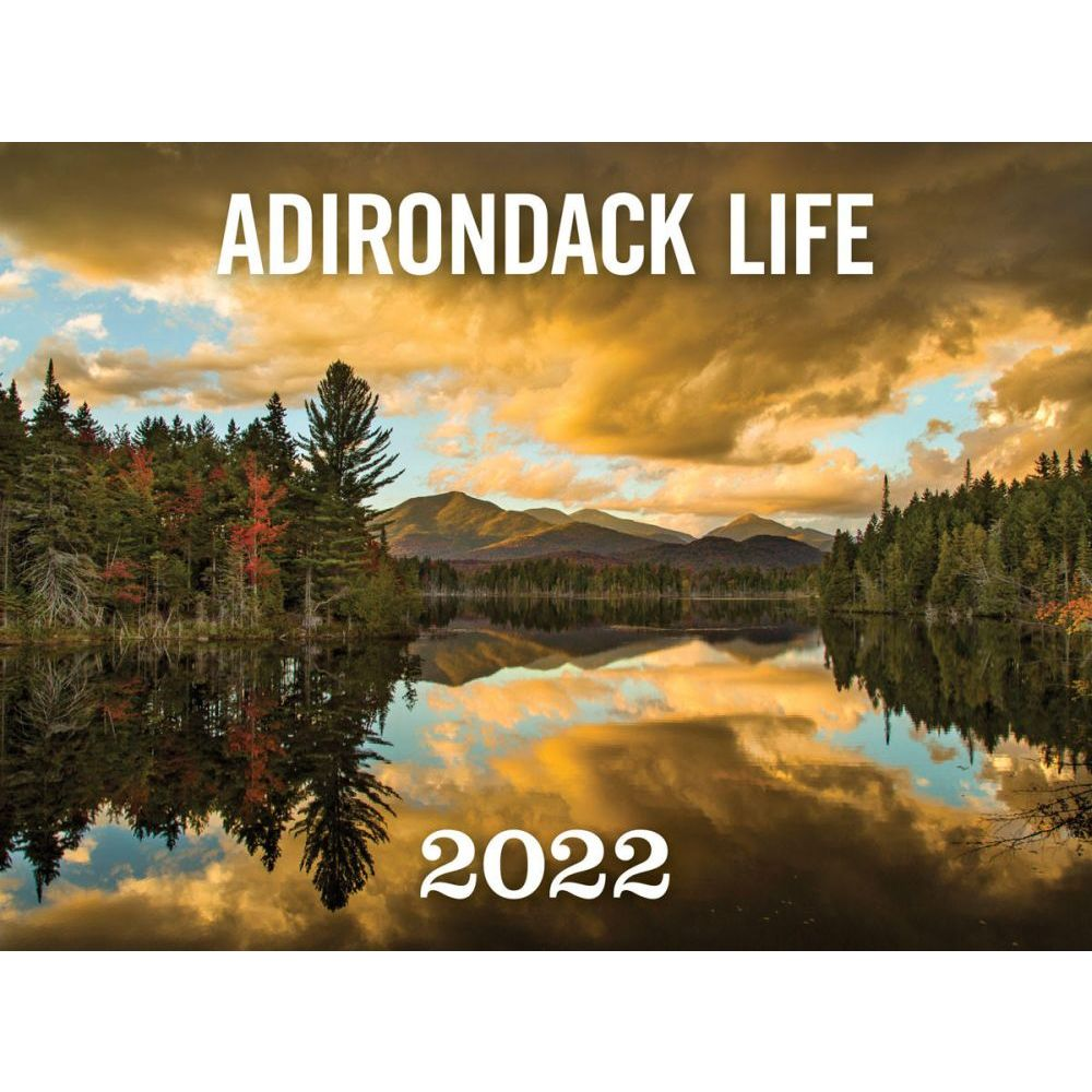 Adirondack Life 2022 Wall Calendar