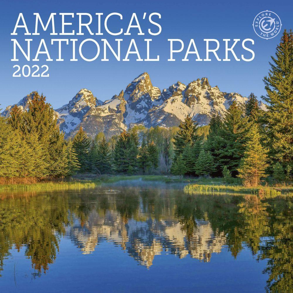 Americas National Parks 2022 Mini Wall Calendar