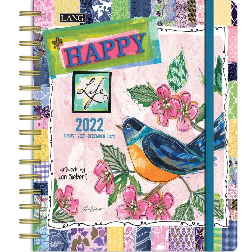 Happy Life 2022 Deluxe Planner