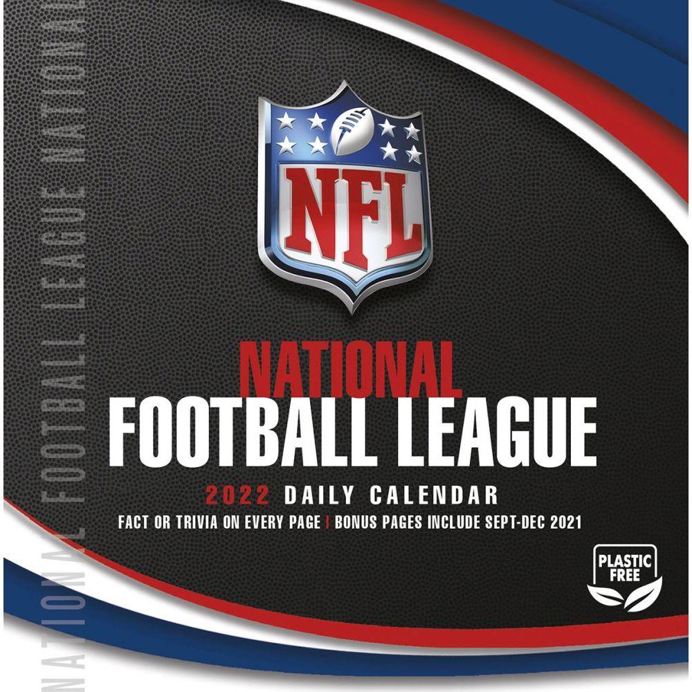 NFL All Team 2022 Desk Calendar