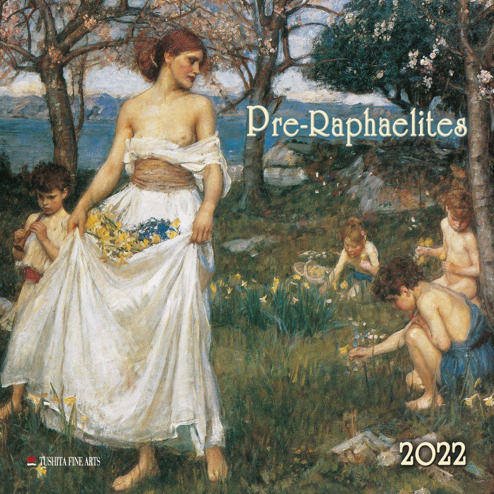 Pre Raphaelites 2022 Wall Calendar