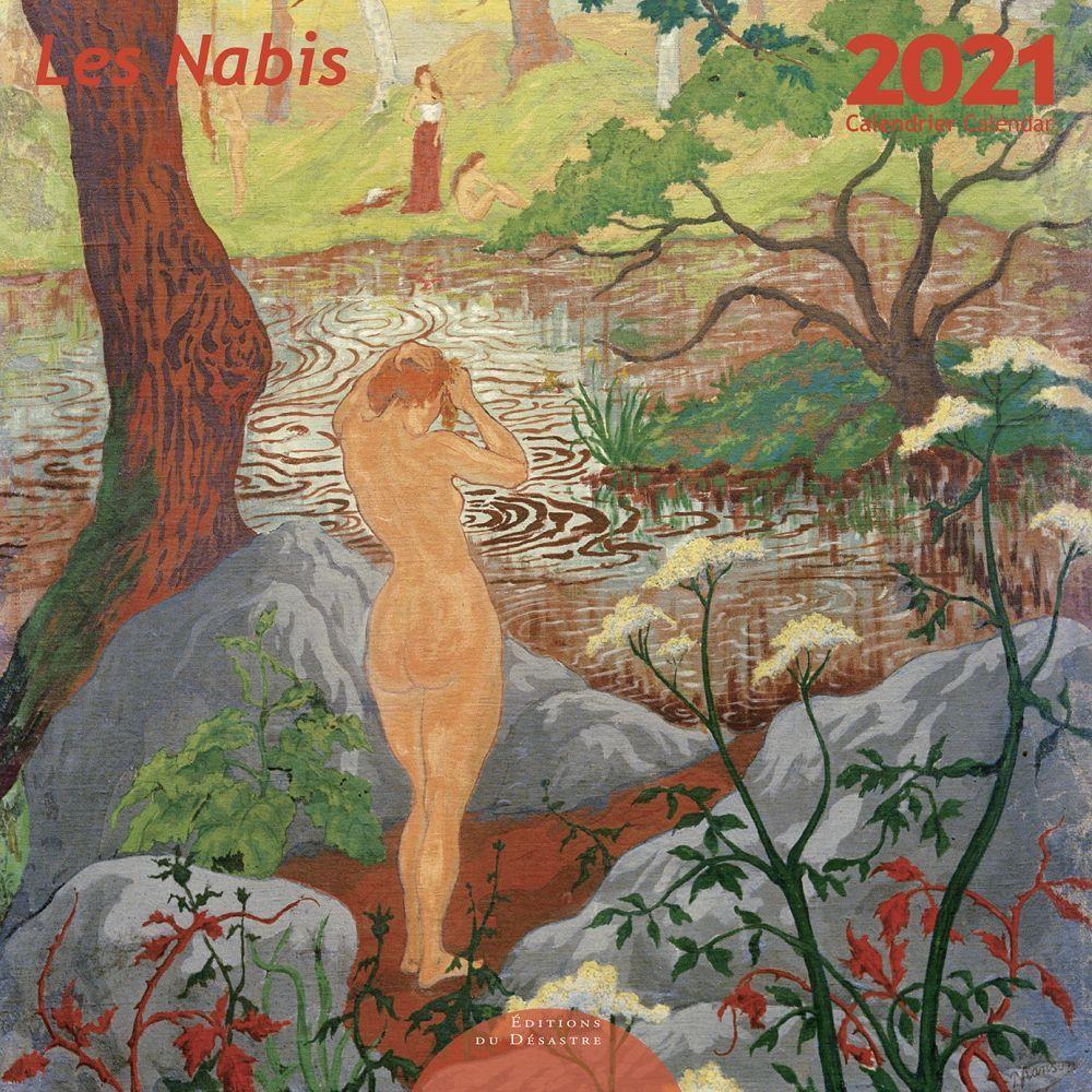 2021 Nabis EdD Wall Calendar