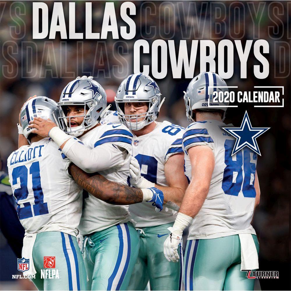 Dallas Cowboys 2021 Wall Calendar