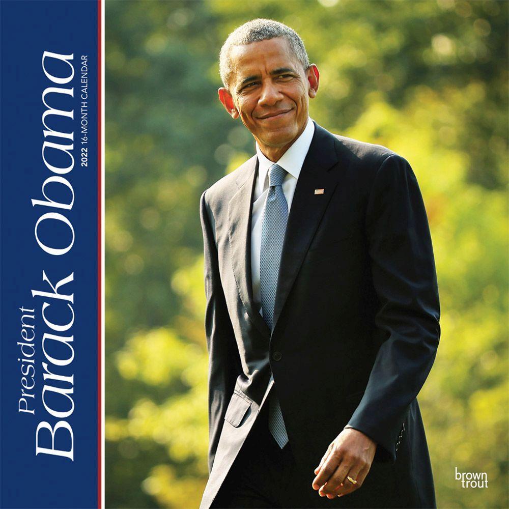 Obama President 2022 Wall Calendar