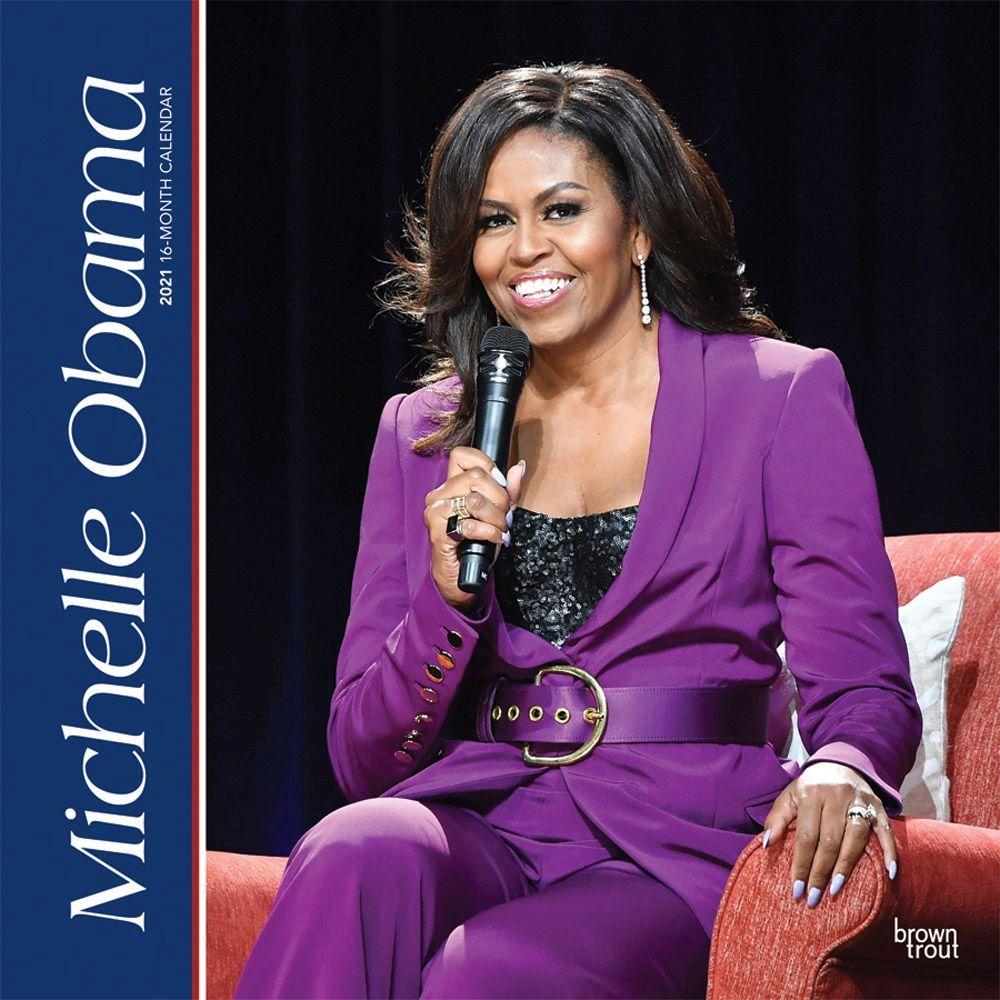 2021 Michelle Obama Wall Calendar