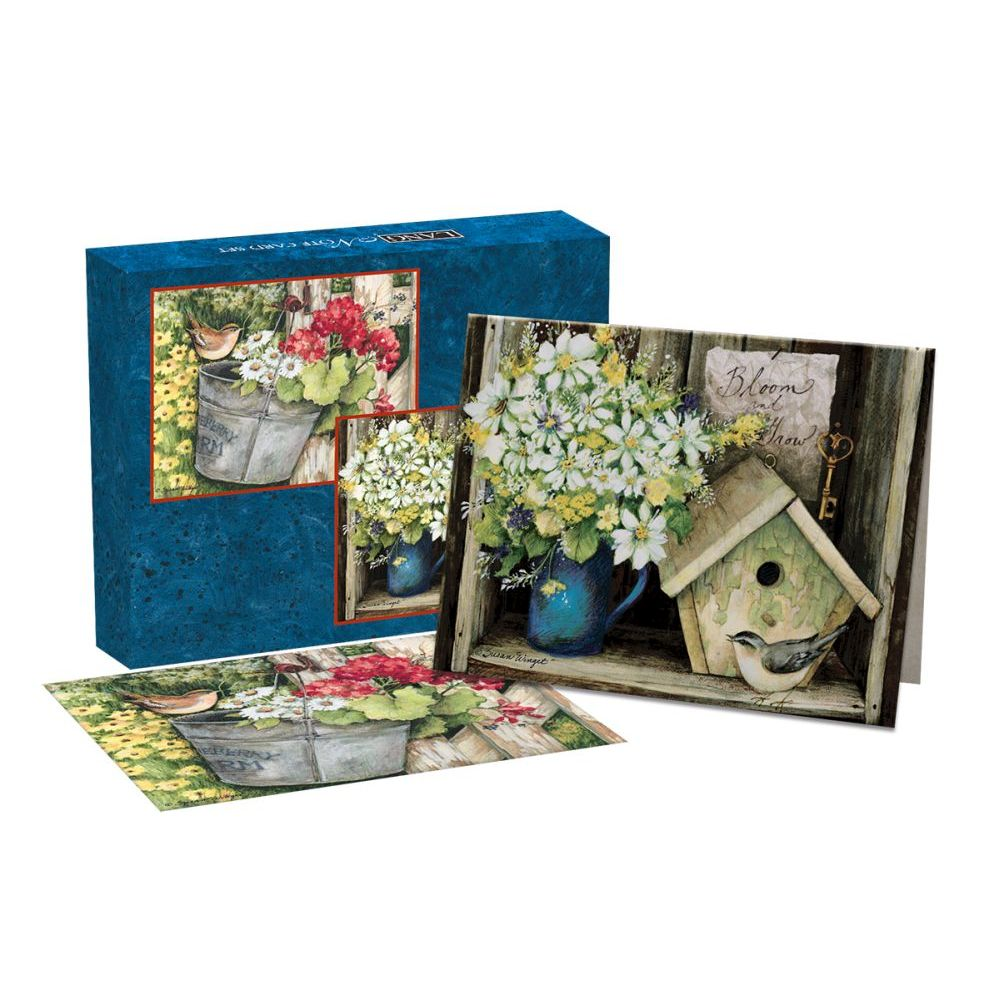 Birdhouse-&-Fence-Assorted-Boxed-Note-Cards-1