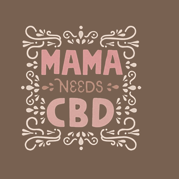 Mama-Needs-Cbd-Graphic-Tee-Main-Image