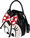 image Minnie Mouse Bow Bucket Bag