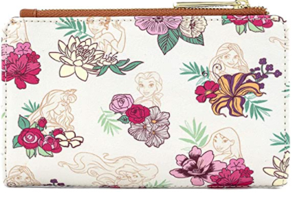 image Disney Princess Floral Wallet