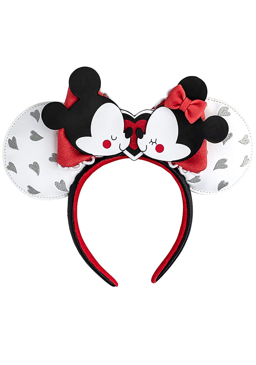 image Mickey and Minnie Mouse Kissing Headband