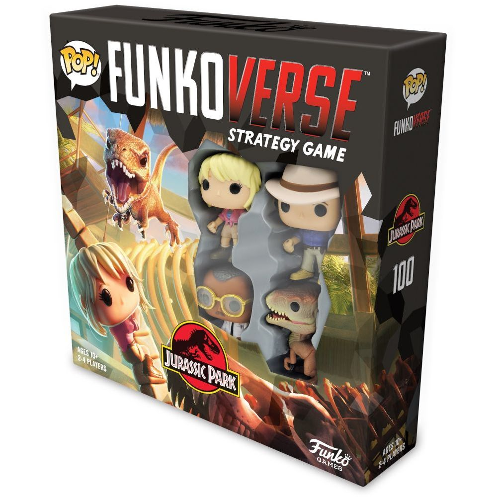 Funkoverse-Jurassic-Park-100-Base-First-Alternate-Image