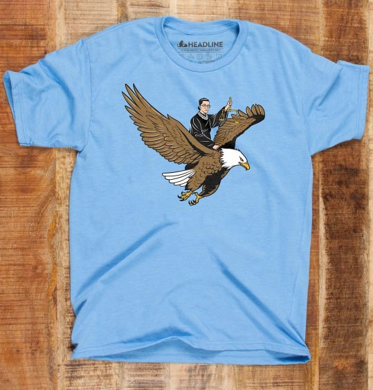 Rbg-Riding-Eagle-Tee-First-Alternate-Image