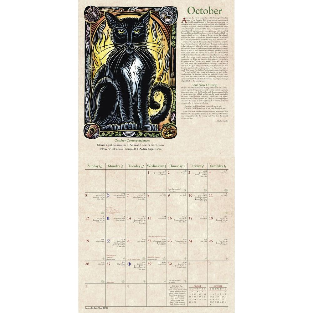 Llewellyn-Witches-Wall-Calendar-First-Alternate-Image