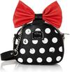 image Minnie-Mouse-Polka-Dot-Bow-Crossbody-Third-Alternate-Image