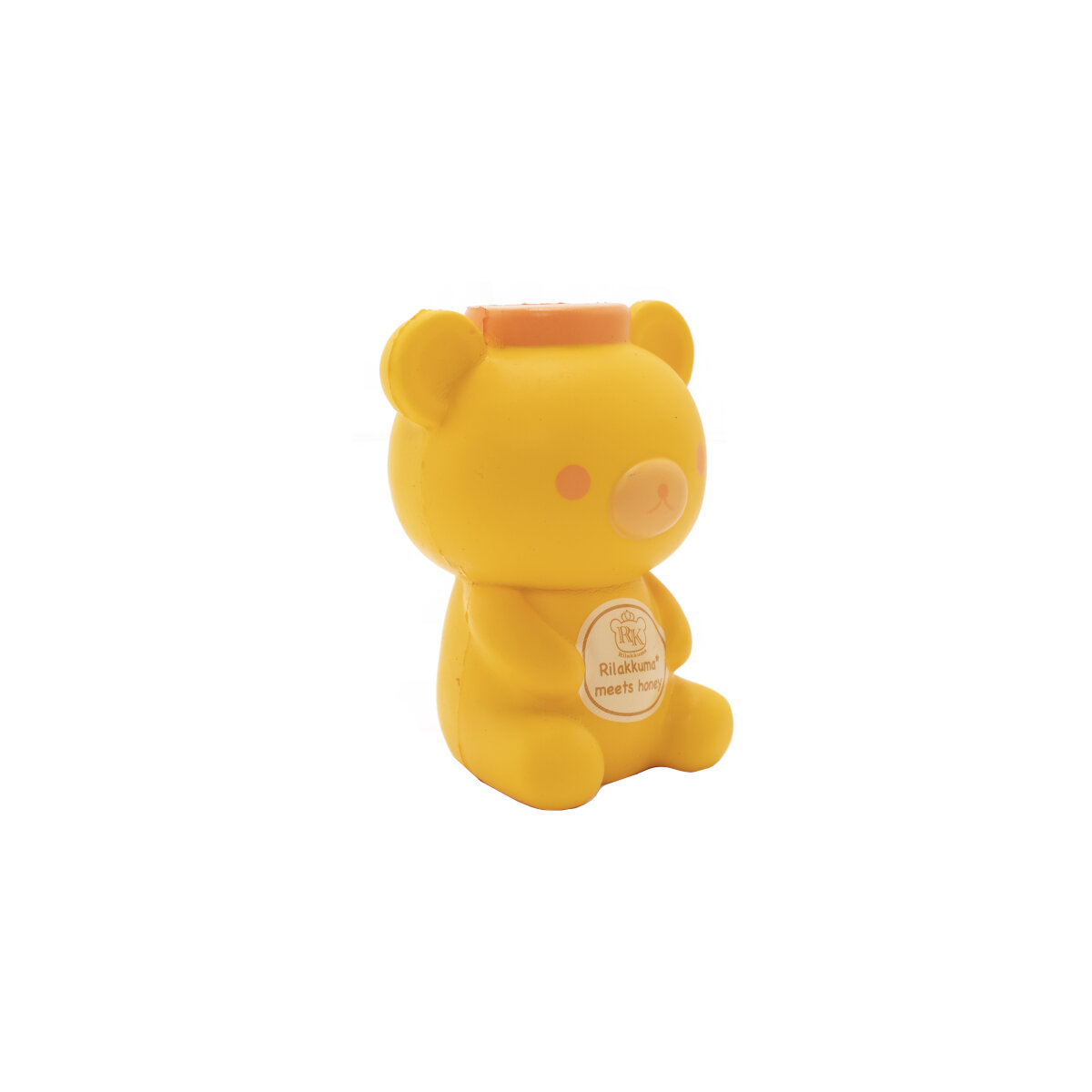image Squishy-Rilakkuma-Honey-Jar-Plush-Main-Image