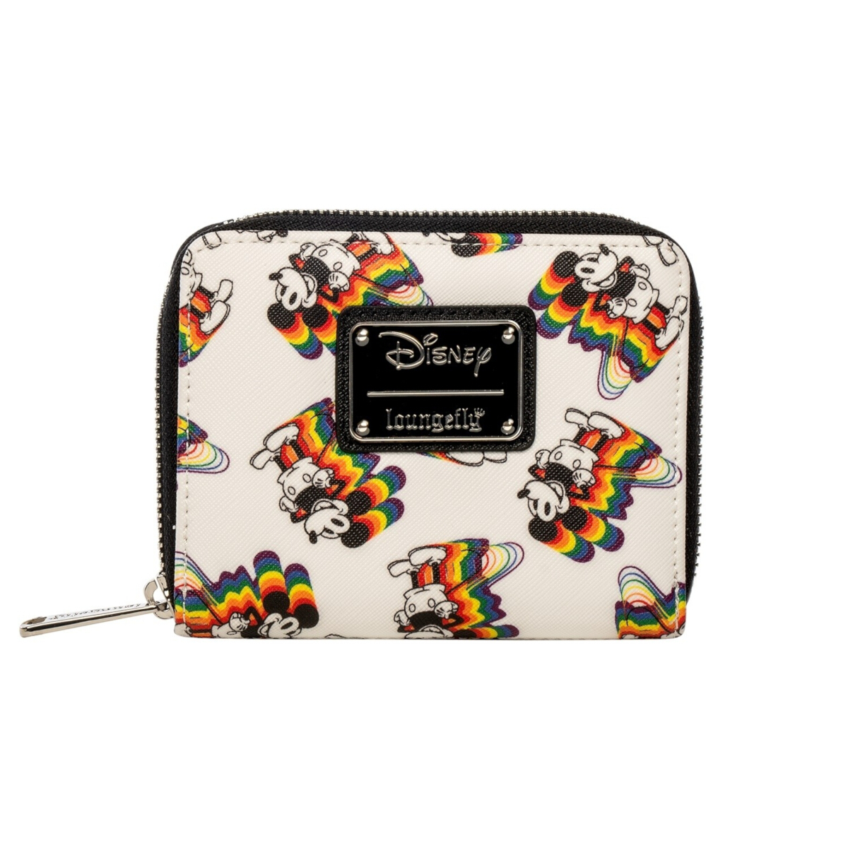image Loungefly-Mickey-Mouse-Rainbows-Small-Wallet-Main-Image