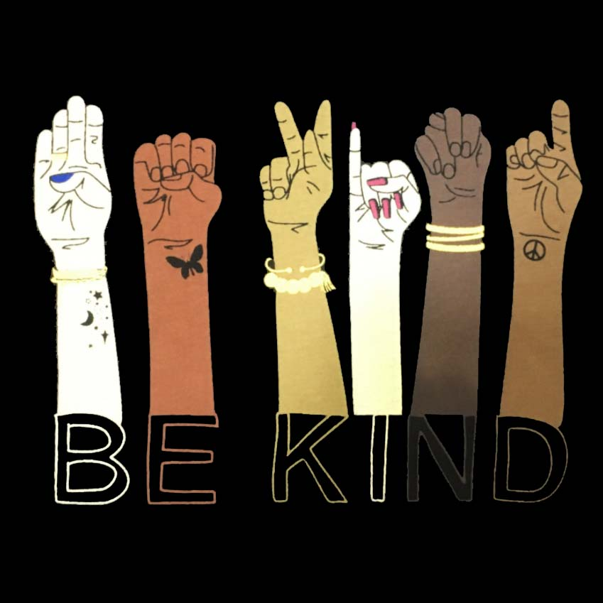 be-kind-graphic-tee-main-image