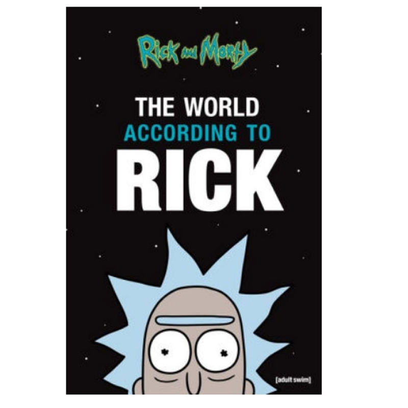 image The World According to Rick (A Rick and Morty Book)