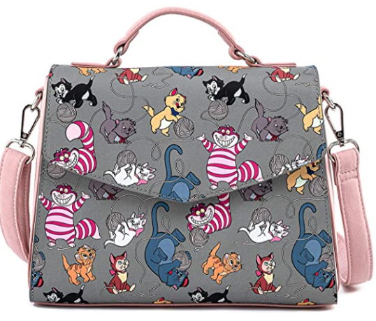 image Disney Cats Crossbody Handbag