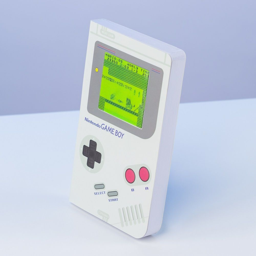 image Game Boy Notebook