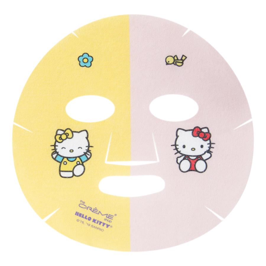 hello-kitty-and-mimi-pineapple-hydrating-and-cooling-facial-mask-First-Alternate-image