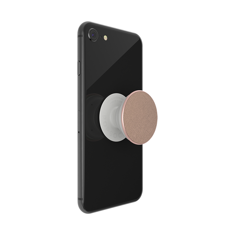 Saffiano-Rose-Gold-Popsocket-Third-Alternate-Image