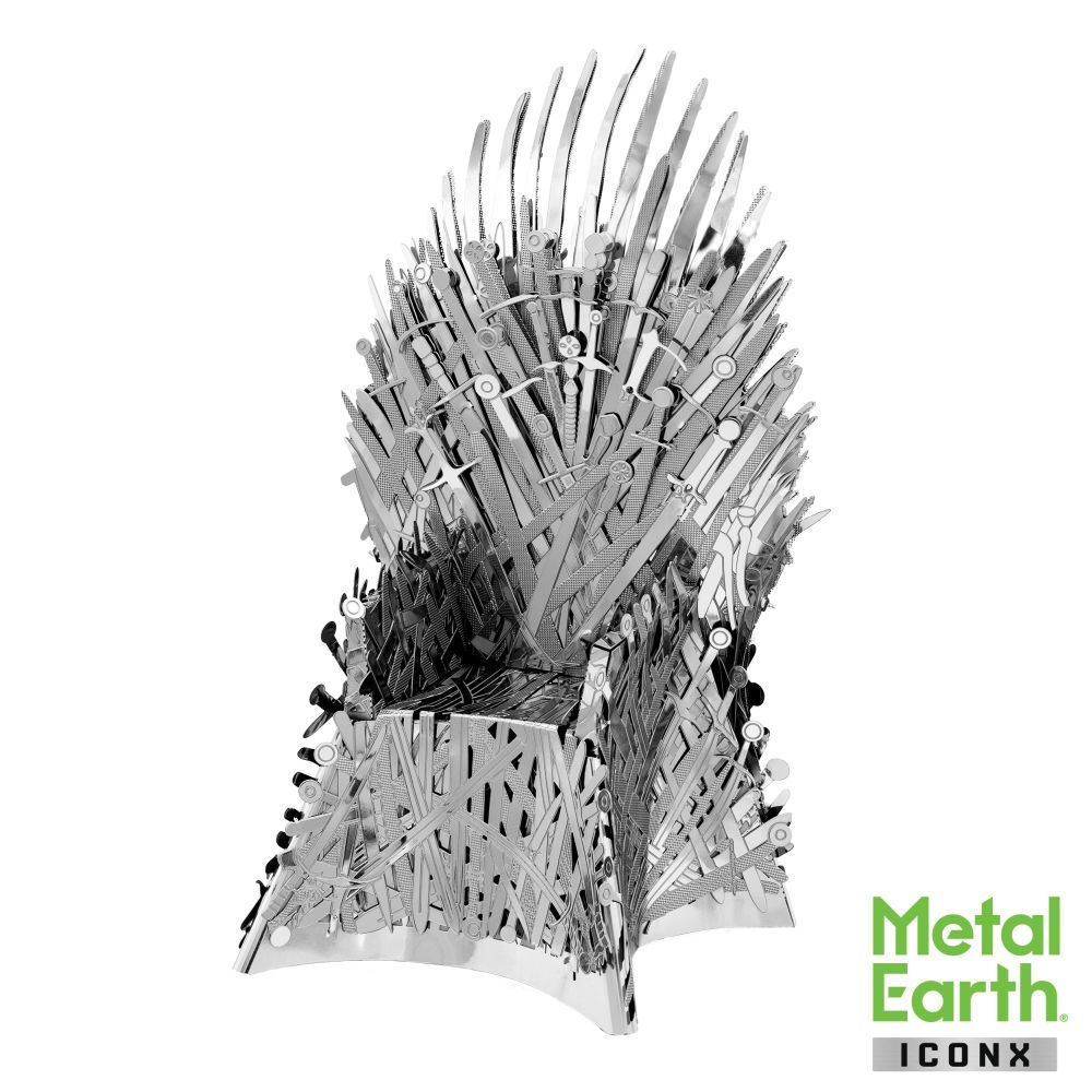 image Metal-Earth-Game-Of-Thrones-Iron-Throne-Main-Image