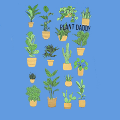 image Plant Daddy Tee