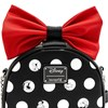 image Minnie-Mouse-Polka-Dot-Bow-Crossbody-First-Alternate-Image