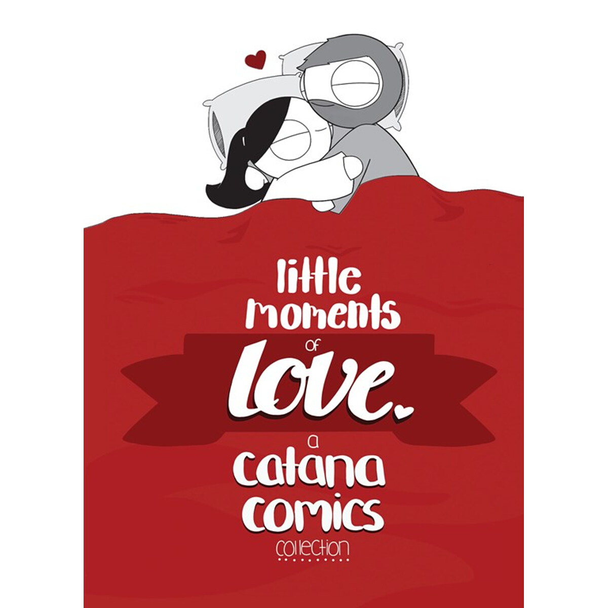 Little-Moments-Of-Love-Catana-Comics-Book-Main-Image