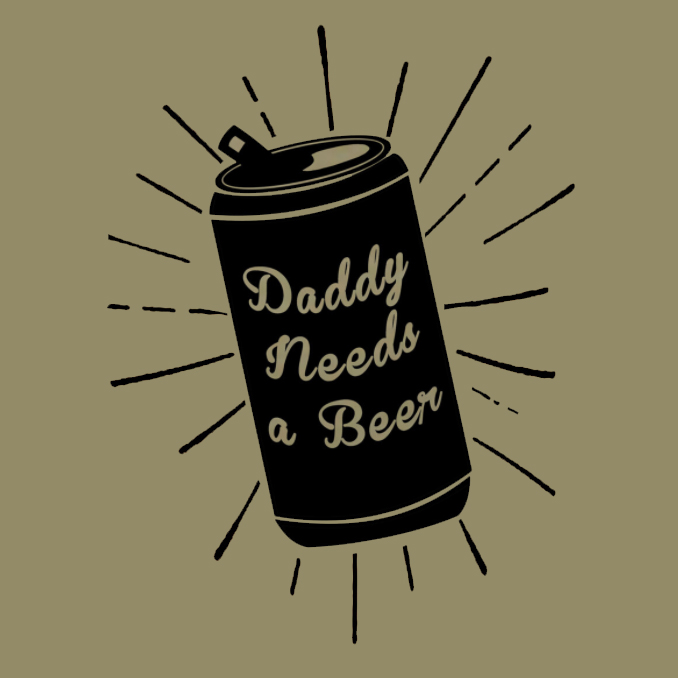 image Daddy Beer Tee