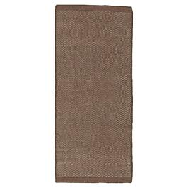 eCarpetGallery Hand Knotted Bungalow Brown Area Rug